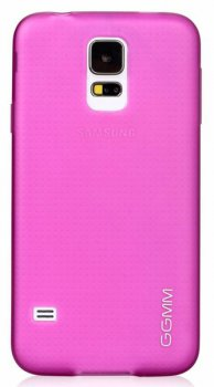 Чехол GGMM для Galaxy S 5 Pure-S5 Rose (SX02904)