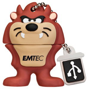 Накопитель USB Emtec 4Gb L103 Looney Tunes Taz
