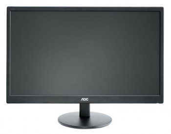 "Монитор AOC 27"" E2770She/01 Glossy-Black TN LED 5ms 16:9 2xHDMI M/M 20M:1 250cd"