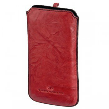 Чехол Tom Tailor Crumpled Colors H-115817 red для iPhone 4/4S/HTS Rhyme/Mozart