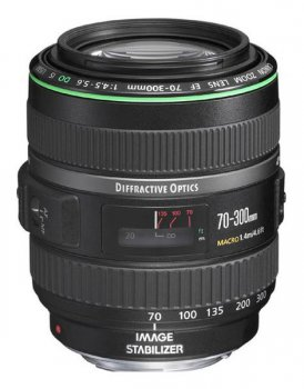 Объектив Canon EF 70-300 4.5-5.6 DO IS USM(OTH) (9321A006)