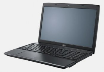 "Ноутбук Fujitsu LIFEBOOK AH544 Core i3-4000M/4Gb/500Gb/DVDRW/GT720M 2Gb/15.6""/HD/Mat/1366x768/Win 8.1 EM 64/black/BT4.0/CR/6c/WiFi/Cam"