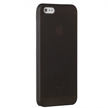 Чехол Ozaki для iPhone 5 O!coat 0.3 JELLY Black. Черный OC533BK