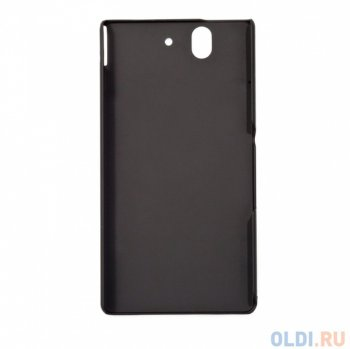 Чехол для смартфона Sony L36i/L36h (Xperia Z) Nillkin Super Frosted Shield Черный