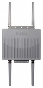 Точка доступа D-Link DAP-3690 Dual Band (2.4/5.0GHz) 802.11n outdoor Access point output power 20dBm