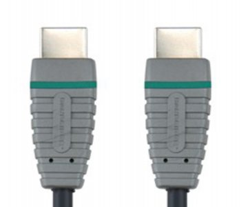 Кабель Bandridge BVL1002 HDMI High Speed HDMI M - HDMI M 2m