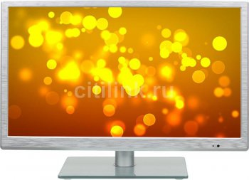 "Телевизор-LCD Rubin 22"" RB-22SE5FSR Slim Design silver FULL HD USB MediaPlayer (RUS)"