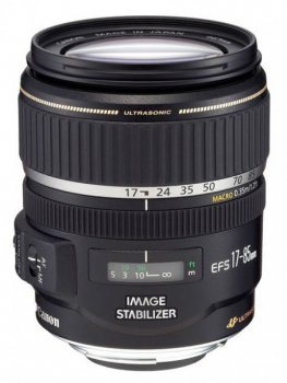 Объектив Canon EF-S 17-85MM F/4-5.6 IS USM (9517A008)