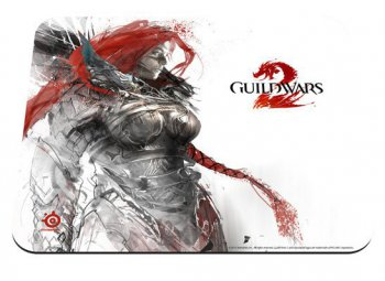 Коврик для мыши Steelseries SS QcK Guild Wars 2 Eir Edition 320x270 мм (67243)