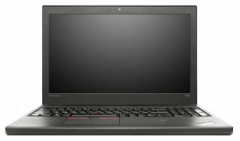 "Ноутбук Lenovo ThinkPad T550 Core i5 5200U/8Gb/SSD256Gb/Intel HD Graphics 5500/15.6""/FHD (1920x1080)/Windows 7 Professional 64 +W8.1Pro/black/WiFi/BT/"