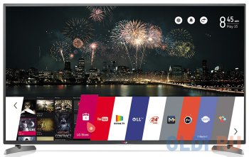 "Телевизор-LCD 42"" LG 42LB631V black FULL HD 100Hz WiFi DVB-T2/C/S2 (RUS) SMART, Skype ready"