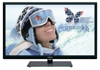 "Телевизор-LCD Rolsen 39"" RL-39S1502T2C черный/HD READY/60Hz/DVB-T/DVB-T2/DVB-C/USB (RUS)"