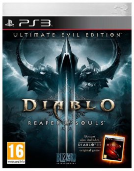 Игра для Sony PlayStation Diablo III: Reaper of Souls. Ultimate Evil Edition русская версия