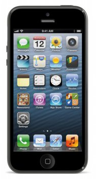Чехол для iPhone 5 Belkin F8W158vfC00 черный