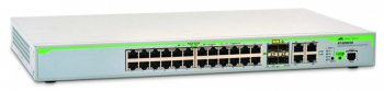 Коммутатор Allied Telesis (AT-9000/28-50) 24-порта 10/100/1000BASE-T/SFP