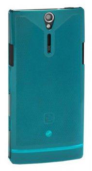 Чехол Dicota для XperiaS blue/green (D30493)