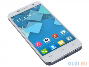 Смартфон Alcatel OT6016Х IDOL 2 MINI (White/Slate)