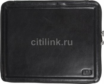 Чехол Targus для iPad THD054EU Leather черный (THD054EU)