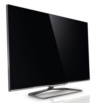 "Телевизор-LCD 55"" Philips 55PFL7008S/60 Black FULL HD 3D 700Hz PMR WiFi DVB-T2/C/S2 Smart"