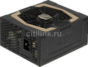 Блок питания FSP ATX 1000W Aurum AU-1000Pro 80+ gold (24+8+4+4pin) APFC 135mm fan 10xSATA Cab Manag RTL