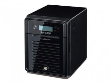 Сетевое хранилище Buffalo TeraStation 3400 (TS3400D0404-EU) 4x1TB/2xGE/Armada XP MV78230/1GB RAM/USB3.0da XP MV78230/1GB RAM/USB3.0/rack