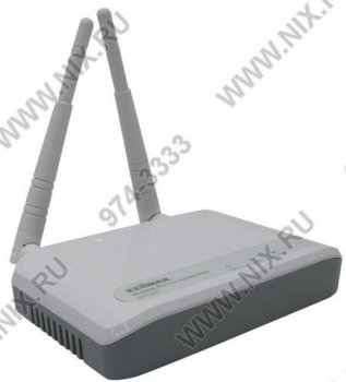 Точка доступа Edimax <EW-7416APN> Wireless Access Point (1UTP 10/100Mbps, 802.11b/g/n)