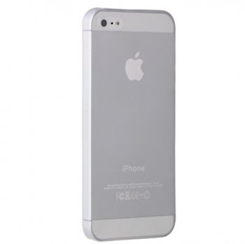 Чехол Ozaki для iPhone 5 O!coat 0.3 JELLY Transparent. Прозрачный OC533TR