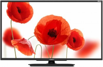 "Телевизор-LCD Telefunken 31.5"" TF-LED32S22T2 черный/HD READY/50Hz/DVB-T/DVB-T2/DVB-C (RUS)"