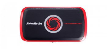 Устройство видеозахвата Avermedia Live Gamer Portable внешний USB/S-Video/RCA PDU HDMI