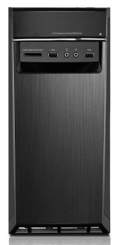 Системный блок Lenovo H50-00 CelDC J1800/2Gb/500Gb/DVDRW/CR/Windows 8.1 Bing