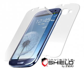 Защитная пленка Zagg для Galaxy S III full body (SAMGALS3EULE)