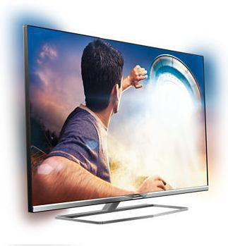 "Телевизор-LCD 47"" Philips 47PFT6309/60 silver FULL HD 3D 200Hz PMR WiFi DVB-T2/C (RUS) Smart"