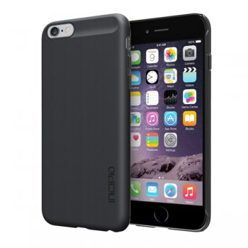 Чехол (клип-кейс) Incipio для Apple iPhone 6 Plus Feather Shine черный (IPH-1194-BLK)