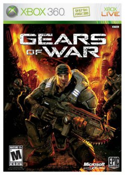 Игра для Xbox Gears of War (RUS)