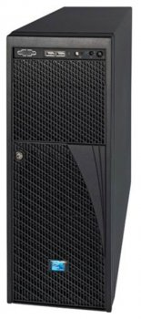 Корпус Intel Original P4216XXMHGC Midi-Tower 2x750W черный