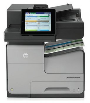 МФУ Струйный HP OfficeJet Enterprise Color X585dn (B5L04A)