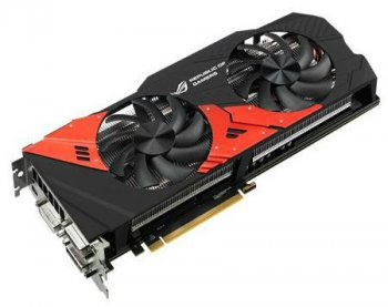 Видеокарта Asus PCI-E nVidia MARS760-4GD5 GeForce GTX 760 4096Мб 256bitx256bit GDDR5 1072/6008 DVI*3/HDCP RTL