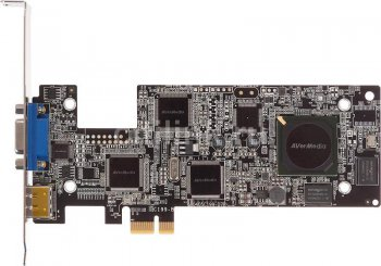 Карта видеозахвата Avermedia Game Broadcaster HD внутренний PCI-E VGA /HDMI