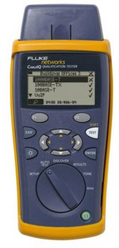 Тестер LAN Fluke CableIQ Qualification Tester for Residential