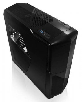 Корпус NZXT Phantom 630 черный w/o PSU ATX 2xUSB2.0 2xUSB3.0 audio CardReader front door bott PSU