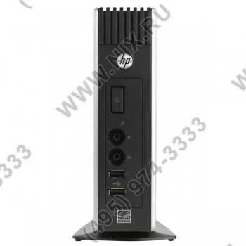 Тонкий клиент ПК HP t510 Eden X2 U4200 (1.0)/4Gb/1Gb flash/VIA HD2.0/ThinPro/GETH