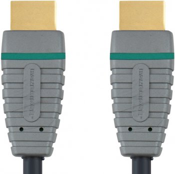 Кабель Bandridge BVL1202 HDMI-HDMI 2m