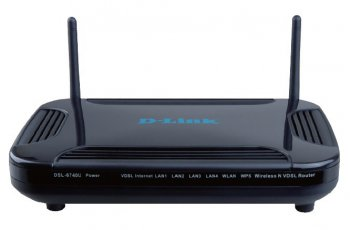 Маршрутизатор D-Link DSL-6740U Wireless VDSL2