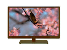 "Телевизор-LCD Rubin 22"" RB-22SE5FBR Slim Design bronze FULL HD USB MediaPlayer (RUS)"