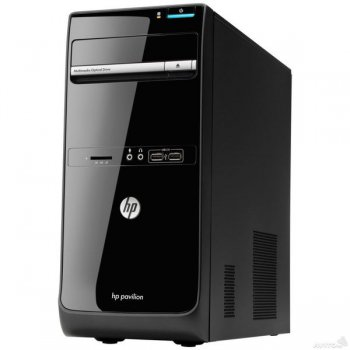 Системный блок HP Pro 3500 MT i5 3470/4Gb/1Tb/HD8470 1Gb/DVDRW/Free DOS/клавиатура/мышь (RUS)