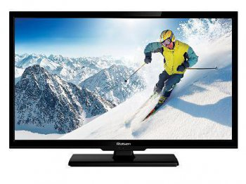 "Телевизор-LCD 22"" Rolsen RL-22E1303F ultra slim black FULL HD USB (RUS)"