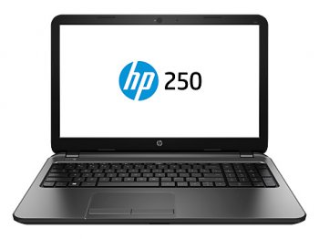 "Ноутбук hp 250 Pentium N3530/4Gb/750Gb/DVDRW/int/15.6""/HD/1366x768/Win 8.1 EM 64/BT4.0/6c/WiFi/Cam"
