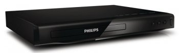 Плеер DVD Philips DVP2850/51 черный