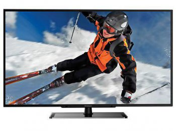 "Телевизор-LCD Rolsen 28"" RL-28D1309 ultra slim black HD READY USB MediaPlayer (RUS)"