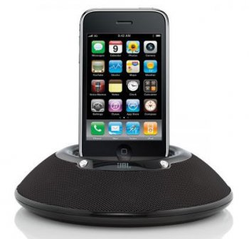 Док-станция JBL On Stage Micro II черный (iPhone, iPod)